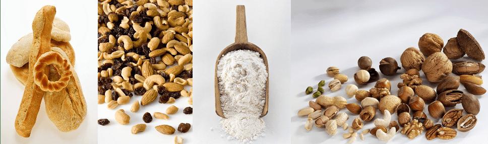 seminarios actividad de agua harina y frutos secos