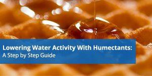 actividad de agua y humectantes LabFerrer
