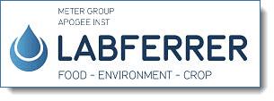Web de LABFERRER - Actividad de Agua